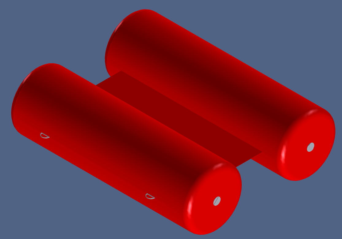 Hose Float CAD