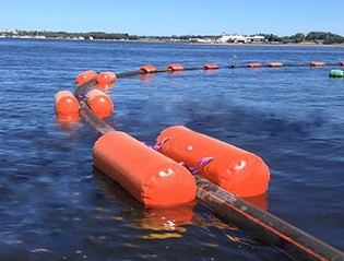Hose floats
